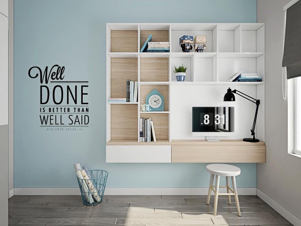Xu hướng phối màu sơn nhà nội thất HOT nhất 2020
