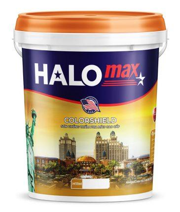 Sơn chống thấm pha màu cao cấp Halomax - Halomax.vn